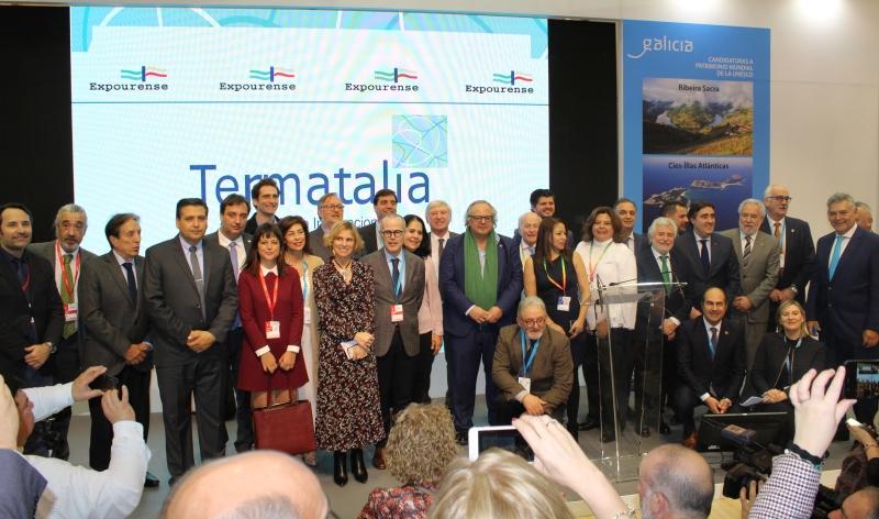 Lanzamiento oficial de Termatalia 2019 en Europa