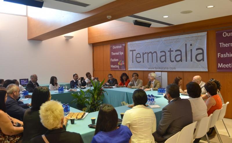 Termatalia feria internacional de turismo termal - Sociedad textil lonia s a ...